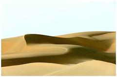 Winds & Curves (BesnikM) Tags: nikon d800 dunes painting 120mm inland sea qatar sunset sand 80200mm wind curves shadows