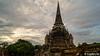 Ayutthaya - 24 (Lцdо\/іс) Tags: ayutthaya temple historic bangkok thailande thailand thailandia thai thaïlande asia asian siam พระนครศรีอยุธยา uthong king capital sky clouds buddha buddhisme religion history travel vacance vacation visit lцdоіс tourisme