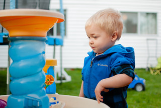 Water Table Contemplation