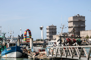 Port of Le Havre, France (Commercial Fishing)