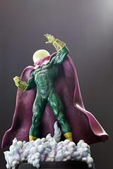 Mysterio   Statue   Bowen Designs (leadin2) Tags: statue marvel bowendesigns bowen designs comics canon 2018 spiderman villain sinister6 sinister 6 mysterio