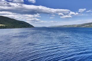 Loch Ness - Scottish Highlands - Scotland - 27/7/2018