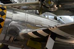 NASM_0234 Republic P-47D Thunderbolt (kurtsj00) Tags: nationalairandspacemuseum nasm smithsonian udvarhazy republic p47d thunderbolt