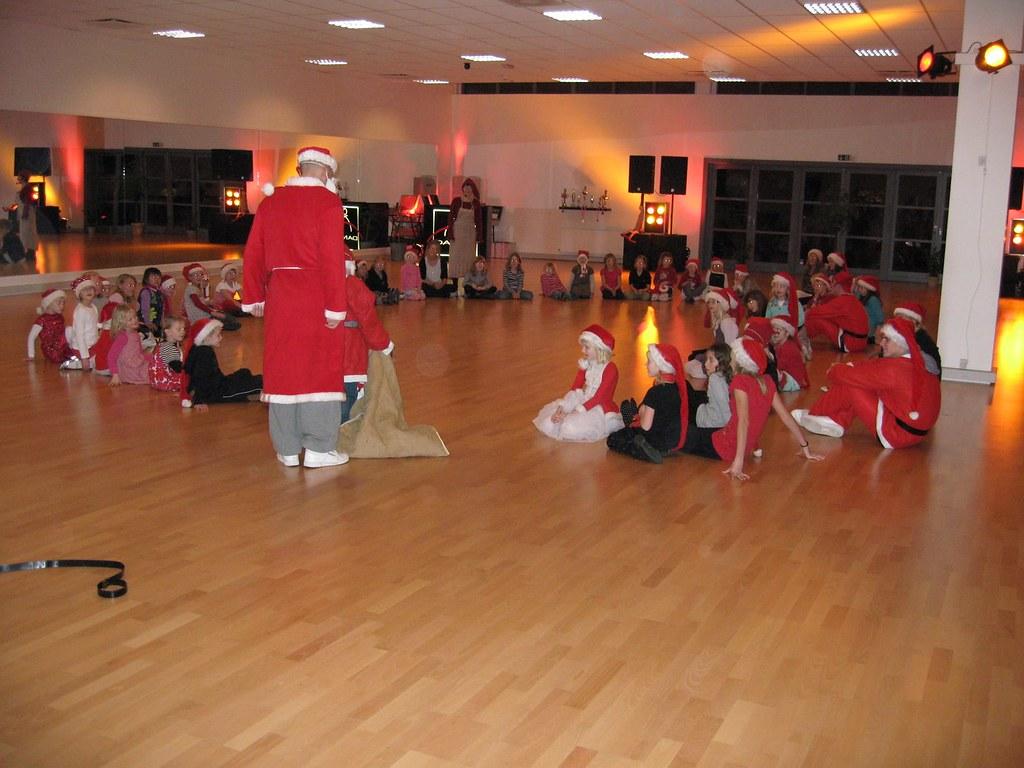 Juleafslutning Aabenraa 2008