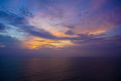 Sunset Bali (Fedroff) Tags: travel bali sun landscape sunset sea dusk horizont twilight evening sony seascape alpha 6000