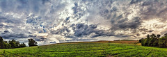 8R9A2495-99Ptszl1TBbLGERk (ultravivid imaging) Tags: ultravividimaging ultra vivid imaging ultravivid colorful canon canon5dm3 clouds farm fields trees summer scenic stormclouds sky sunsetclouds pennsylvania pa landscape panoramic painterly lateafternoon twilight