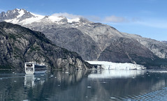 Glaicer NP -25  Joe (KathyCat102) Tags: ncl pearl cruise ship alaska insidepassage glaceirbaynp glaciers margerieglacier grandpacificglacier
