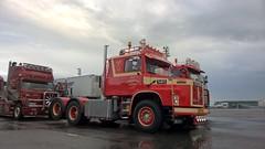 Danmark Trucks - Michael Nielsen (engels_frank) Tags: scania 141 michael nielsen 142h ronnie petersen