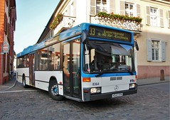 Heidelberg, Kornmarkt 02.06.2011 (The STB) Tags: bus buss autobús autobus publictransport citytransport öpnv