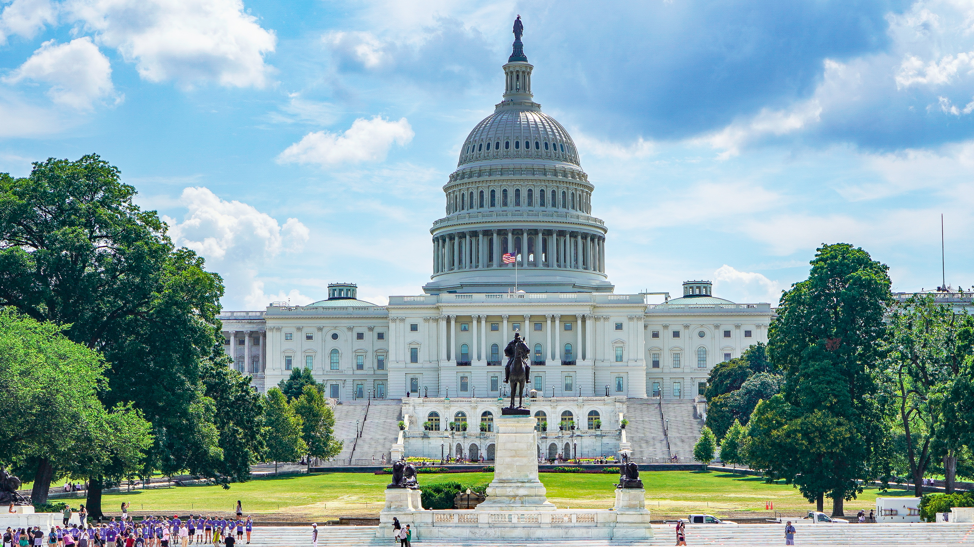 Washington D.C. Capitol Hill - tips for planning a trip to Washington D.C., from Wanderful.