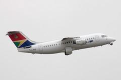 ZS-PUZ British Aerospace 146-200 Airlink (pslg05896) Tags: zspuz bae146 airlink jnb faor johannesburg ortambo