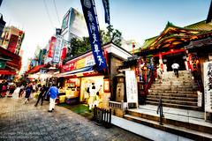 Marishiten Tokudaiji Temple (Brendan Dekora Photography) Tags: ueno street temple tokyo