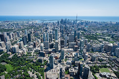 Yorkville #03 (Michael Muraz Photography Aerials) Tags: 2018 canada northamerica on ontario toronto world yorkville aerial aerialphotography architecture building city cityscape commercial skyscraper town