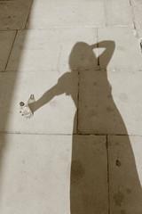 Self-portrait on the Strand (elisabethanne_thetravellingphotographer) Tags: vivian meier vivianmeier strand thestrand blackandwhite sepia street streetphotography central centrallondon london portrait selfportrait self