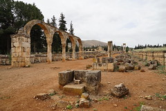 Anjar, Baalbeck and Ksara, Lebanon, May 2018