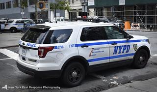 2017 NYPD FPIU 3799 (1st Precinct)
