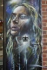 Street Art (steve_whitmarsh) Tags: london city urban architecture building art graffiti wall street topic