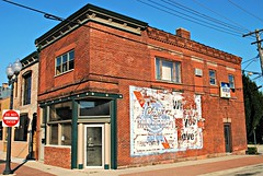 What'll You Have? Pabst Blue Ribbon (Cragin Spring) Tags: unitedstates usa midwest unitedstatesofamerica pabstblueribbon ghost sign building beer ghostsign pbr pabst bier piwo belvidere illinois il belvidereil belvidereillinois