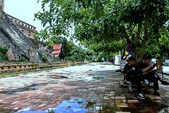 "Artists at Work. (ol'pete) Tags: ""watchediluang"" วัดเจดีย์หลวง chiangmai เชียงใหม่ thailand ประเทศไทย เมืองไทย students artists study work earthasia"