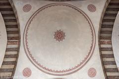 Istanbul - Mosquée Sultanahmet (Darth Jipsu) Tags: ottoman unesco blue painted sultanahmed dome minaret byzantine landmark europe architecture mosque constantinople istanbul turkey islamic turquie tr