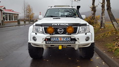 ICELAND TO UK OCT NOV 17 (70) (k44rll) Tags: iceland nissan patrol awd 4x4