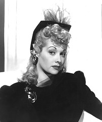 Remembering LUCILLE BALL on her birthday— August 6. (stalnakerjack) Tags: comediennes actresses television ilovelucy tv lucilleball lucy