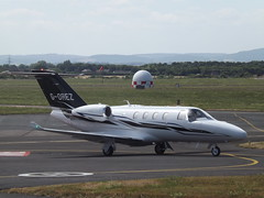G-OREZ Cessna Citation M2 (Catreus Aoc Ltd) (Aircaft @ Gloucestershire Airport By James) Tags: gloucestershire airport gorez cessna citation m2 catreus aoc ltd bizjet egbj james lloyds