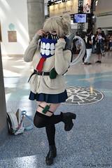 Himiko Toga (GetChu) Tags: anime expo 2018 ax los angeles convention center cosplay comic manga cartoon coser video game character costume tv show my hero academia himiko 被身子 渡我 toga