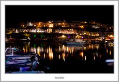 Evening In Brixham Harbour (flatfoot471) Tags: 18125sigma 2016 boats brixham devon england fishing harbour holiday july landscape night normal summer unitedkingdom urban gbr