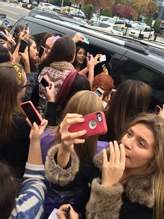 Madison Beer Fan Selfies