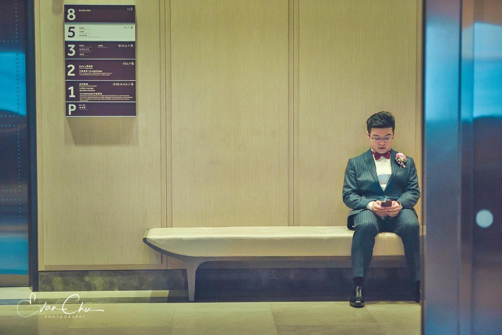 萬豪喜宴-奕誠&娉儀 婚禮紀錄_0154