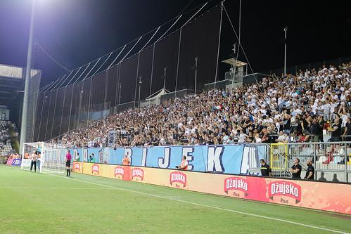 Rijeka - Hajduk 1:1 (12.08.2018.)
