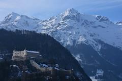 Where Eagles Dare (*Vasek*) Tags: hohenwerfen mountains castle whereeaglesdare movie film winter snow austria österreich history nikon d7100 europe