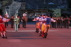 Edinburgh Military Tattoo 2018-144 (Philip Gillespie) Tags: edinburgh scotland canon 5dsr military tattoo international 2018 100 years raf army navy the sky is limit edintattoo raf100 edinburghtattoo people crowd fun lights fireworks dancing dancers men women kids boys girls young youth display planes music musicians pipes drums mexico america horses helicopters vip royal tourist festival sun sunset lighting band smiles red blue white black green yellow orange purple tartan kilts skirts castle esplanade historic annual