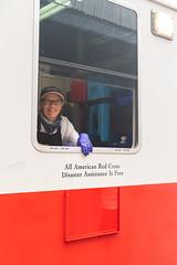 20180809.10930 (Red Cross Gold Country Region) Tags: americanredcross erv emergencyresponsevehicle frenchgulch shastacounty