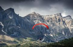 por la Partacua 1 (juan luis olaeta) Tags: paisajes landscape parapente partacua fujifilmxt2 pirineos
