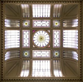 20180812. Ornate Osgoode Hall Skylight II