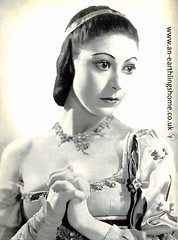 Margot Fonteyn 1944. (albutrosss) Tags: hamlet margot fonteyn ballet dancing albutross