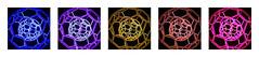 rondure (pbo31) Tags: bayarea california nikon d810 color night dark black august summer 2018 boury pbo31 sanfrancisco city urban embarcadero art collage light buckyball sculpture pentagons exploratorium rondure