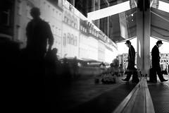 Sir Charles Spencer Chaplin (Black&Light Streetphotographie) Tags: monochrome mono menschen menschenbilder leute people personen portrait peoples portraits urban trier tiefenschärfe water dof fullframe face gesicht city sony streetshots streets streetshooting schwarzweis streetportrait street sw sonya7ii streetphotographie wow depthoffield blackwhite blackandwhite bw bokeh bokehlicious