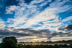 Sunrise 24th July 2018 (Jeremy Gadd) Tags: ulster weather landscape sky summer morning sunrise northernireland ireland