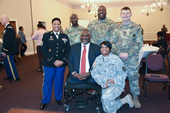 2018 MLK Observance-94 (US Army 1st Recruiting Brigade) Tags: fort meade ft martin luther king jr mlk observance 1st recruiting brigade colonel greg gadson