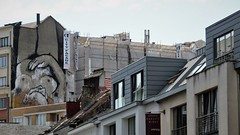 / Bruxelles - 20 jul 2018 (Ferdinand 'Ferre' Feys) Tags: bxl brussels bruxelles brussel belgium belgique belgië streetart artdelarue graffitiart graffiti graff urbanart urbanarte arteurbano ferdinandfeys bonom bestof2018be