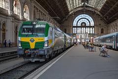 GySEV 471 001 Budapest Keleti (daveymills37886) Tags: gysev 471 001 budapest keleti baureihe siemens vectron