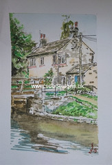 Stubbing Lock House, Hebden Bridge, West Yorkshire watercolour by SDB Designs painted by Sean Broadbent (SDB Designs) Tags: stubbinglockhouse trinitystreet hebdenbridge artist art architecture painter painting westyorkshire westyorkshirejoinery wood watercolour woodworking canal house construction carpentry carpenter carving carved crafts calderdale crafted colour medievalcarpentry medieval medievalarchitecture modern modernarchitecture listedproperties landscape halifax halifaxjoinery handmade handcrafted heritage hardwood impressionist old oak sdbdesigns sowerbybridge sean sdb seanbroadbent sowerbybridgejoinery site sculptor softwood sowerby traditional timber joineryhalifax yorkshire yorkshirejoinery building builder design designer designs door doors designedandmade english englishoak external interior joiner joinery joiners