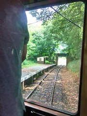 View From An Autocoach (cornish Triang Paul) Tags: bodmin wenford gwr great western pannier autocoach w232 6435 cornwall kernow