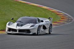 LaFerrari FXXK 31 - DSC_8814 (KaiTakki) Tags: trackonly racing ferrari fxxk fxx programme laferrari spafrancorchamps circuit car exclusive hypercar cornering raidillon