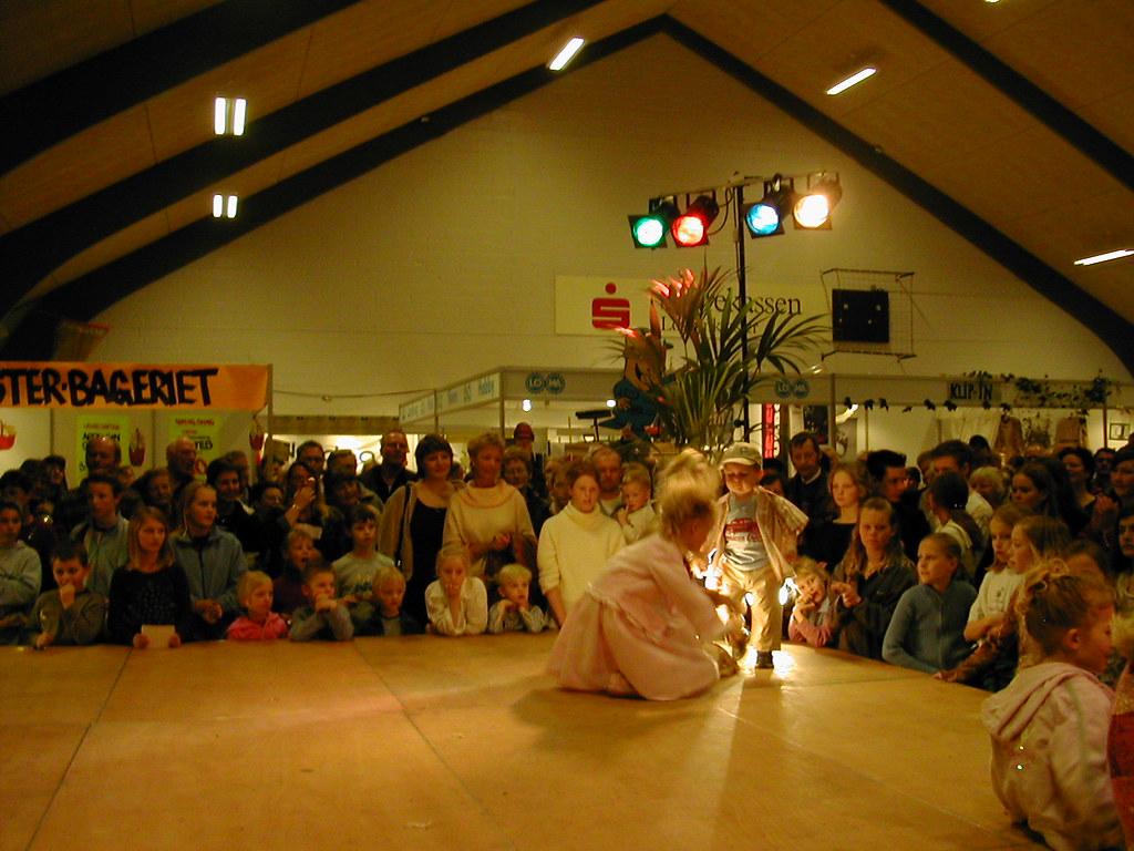 Modeshow Løgumkloster 2003