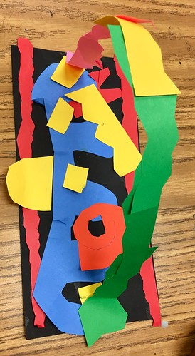 """2nd grade Matisse Cutouts • <a style=""""font-size:0.8em;"""" href=""""http://www.flickr.com/photos/57802765@N07/43775679531/"""" target=""""_blank"""">View on Flickr</a>"""