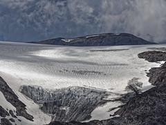 Les restes de la langue du Rezligletscher (fcharriere) Tags: switzerland bern lenk simmental mountain glacier